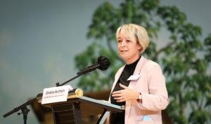 Christina Buchheim ist kommunalpolitische Sprecherin