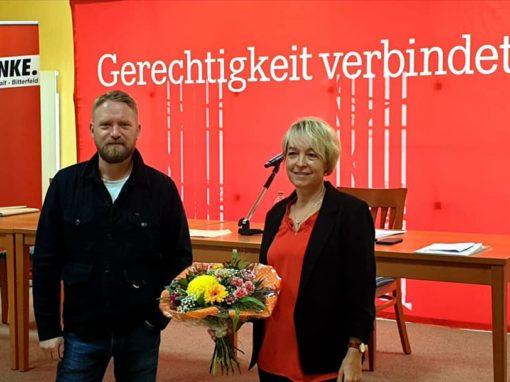 Direktkandidatin zur Landtagswahl 2021