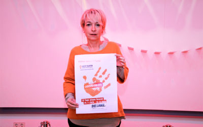 25. November: Internationaler Tag gegen Gewalt an Frauen