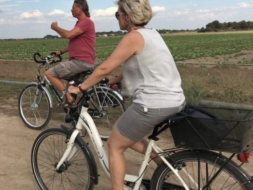 Sommertour mit dem Rad