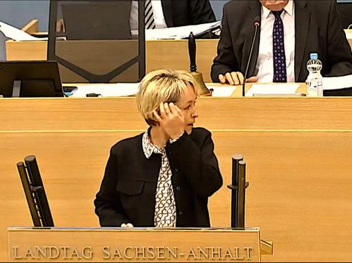 """Bericht zur Volksinitiative """"Faire Straße – gemeinsam gegen Straßenausbaubeiträge in Sachsen-A."""""""