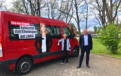 Wahlkreistour zur Landtagswahl 2021