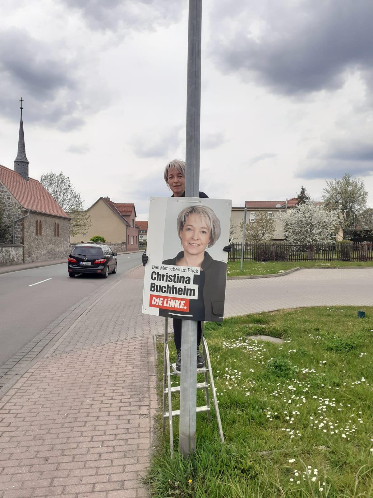 Landtagswahlkampf 2021