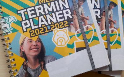 Kostenlose Schülerkalender im Wahlkreisbüro